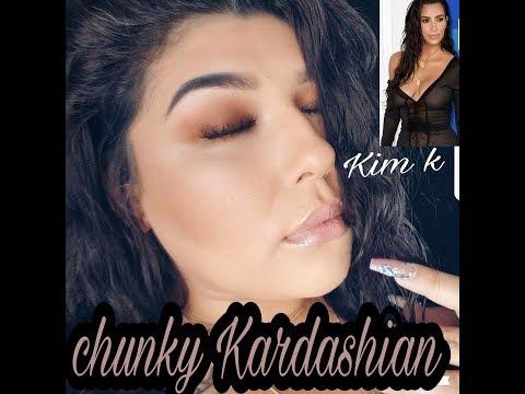 Kim k Inspired look hair and ootd