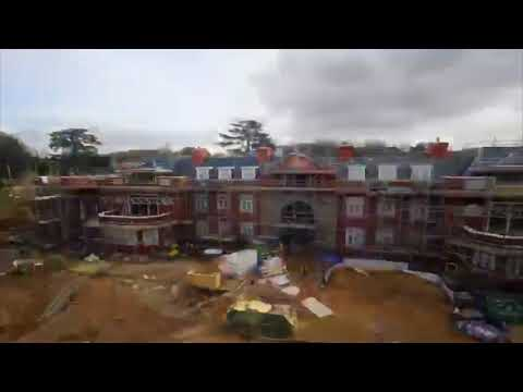 Time-Lapse - Knowle Hill Park Country Estate - Millgate
