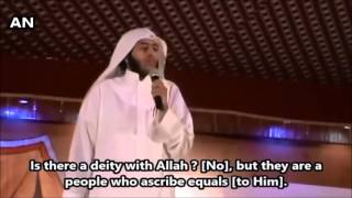 Amazing recitation, Surah An-Naml (59-62) English Subs