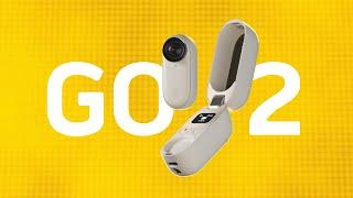 Présentation d'Insta360 GO 2 - La caméra d'action minuscule et puissante