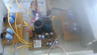 Hướng dẫn lắp mạch sub vào công suất amply