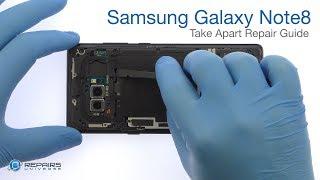 Samsung Galaxy Note8 Take Apart Repair Guide - RepairsUniverse