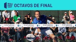 Resumen Octavos de Final (Segundo Turno) México Open 2019