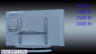 Обзор конвектора Noirot Spot E-3 Plus