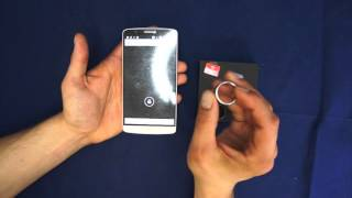 Product Review & unboxing: Titanium Signature NFC ring (programmable smart ring)