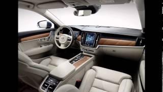 Новый Volvo S90 2016 — роскошный седан из Швеции
