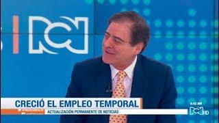 Presidente de Acoset habla en exclusiva con noticias RCN