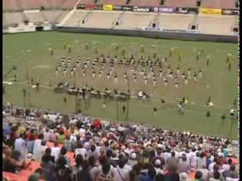 Pacific Crest 2003 Semi Finals Performance