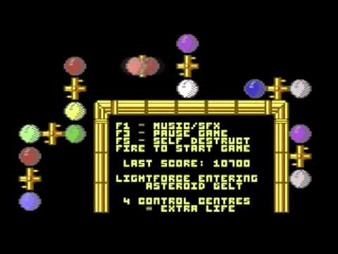 Lightforce Remix Music (Commodore 64)