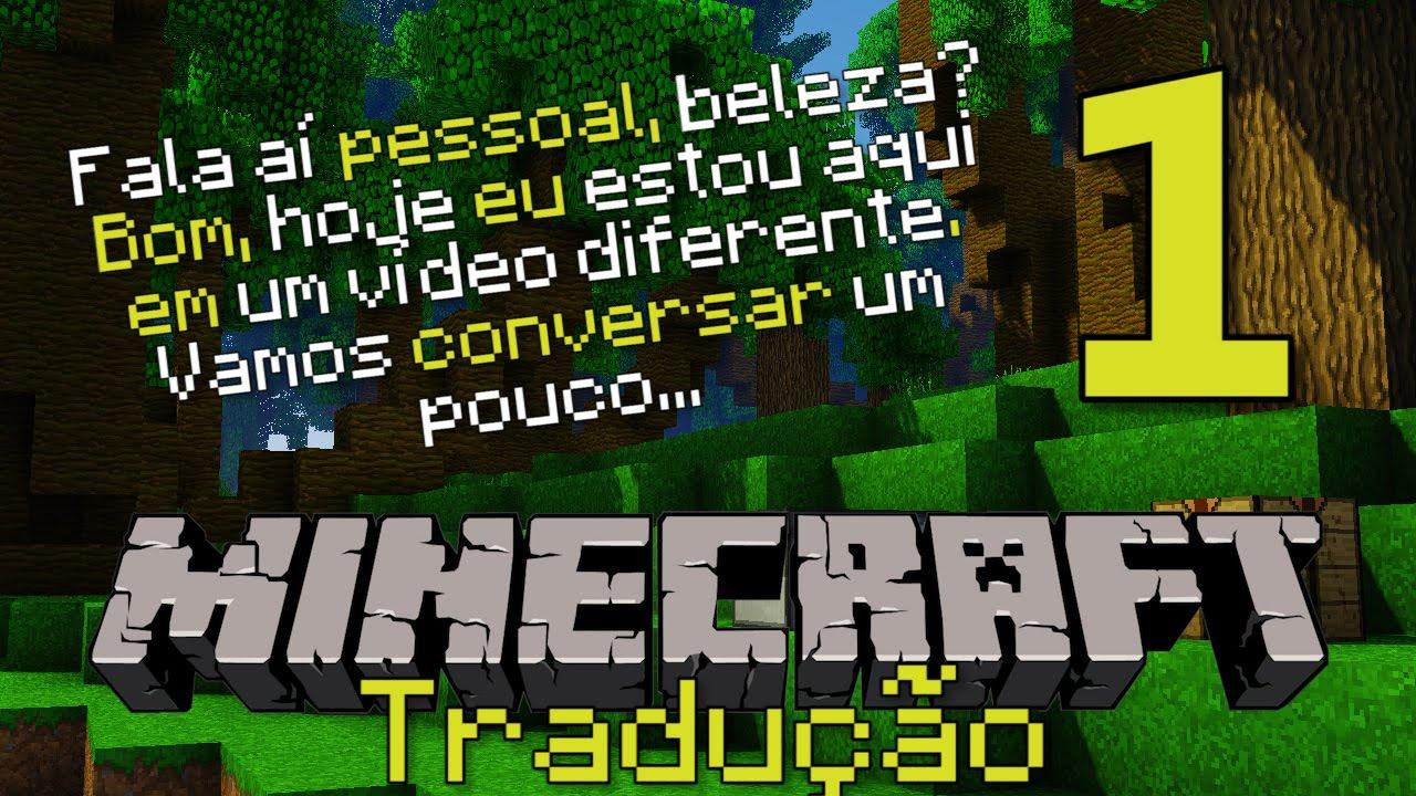 Minecraft: TRADUÇÃO #8