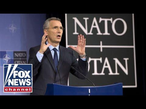 NATO Secretary General Stoltenberg addresses a Joint Meeting of Congress