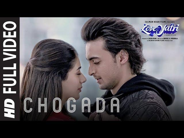 Chogada Full Video Song | Loveyatri | Aayush Sharma | Warina Hussain | Darshan Raval, Lijo-DJ Chetas