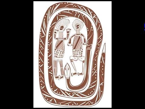 The Rainbow Serpent Symbol Of Native Australian Spirituality