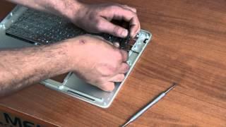 видео Ремонт клавиатуры MacBook