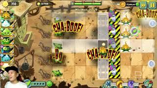 Hàng mới của HNT Plants vs Zombies 2 hnt chơi game pvz 2 lồng tiếng vui nhộn funny gameplay