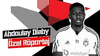 ABDOULAY DIABY ile Özel Röportaj - Beşiktaş JK