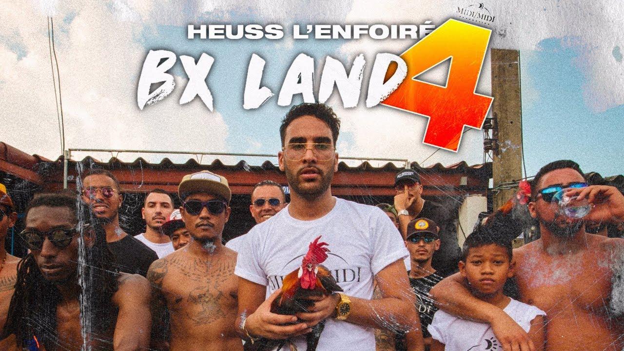 Download Heuss L'enfoiré - BX Land #4