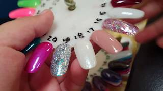 First time getting acrylic nails | mani, pedi | a girl's dream, a boy's nightmare