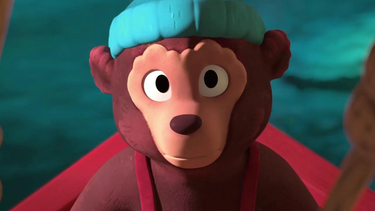 Приключения медвежонка Расмуса - Дело о похищенных блинчиках - Новые мультфильмы для детей