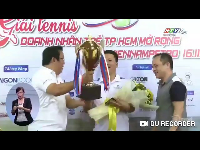 Cúp tennis MiennamPetro 2019