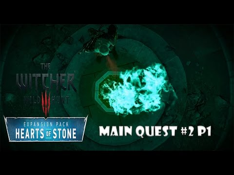 The Witcher 3 - Hearts of Stone - Main Quest - Dead Mans Party #1- HD (PC/XB1/PS4)