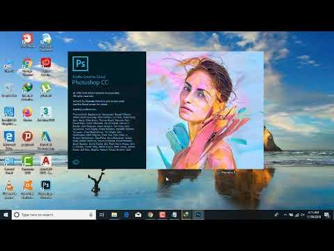 Download Adobe Photoshop 2018 Portable | No Installation Needed