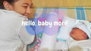 MY FIRST INAANAK! Our new family member |  VLOG#5 | hannabltrn