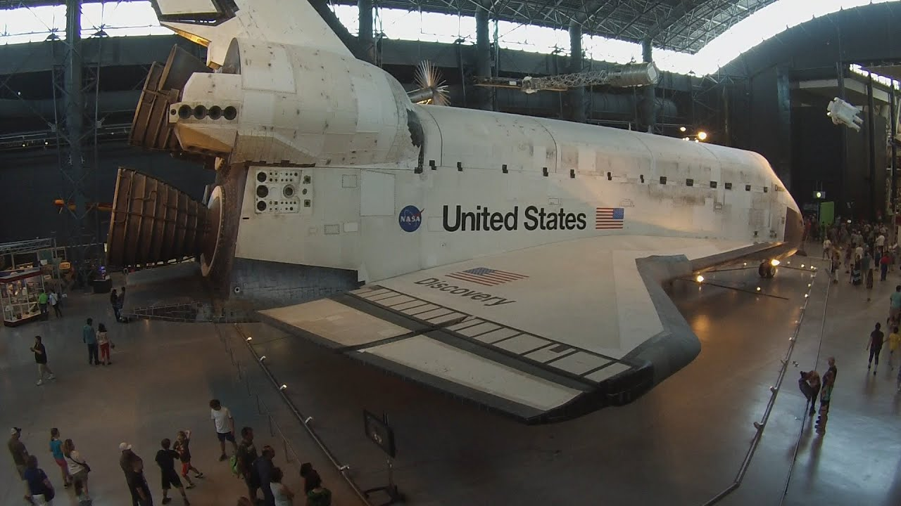 space shuttle discovery smithsonian - photo #17