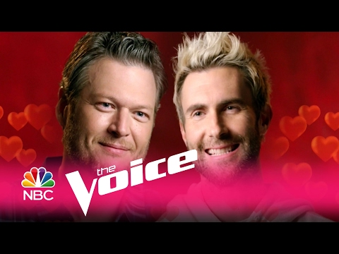 The Voice 2017 - Valentine's Day Confessions (Digital Exclusive)