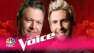 The Voice 2017   Valentine's Day Confessions (Digital Exclusive)