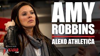 Amy Robbins founder of Alexo Athletica // John Bartolo Show