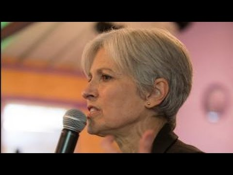Jill Stein wants a presidential recount in three states
