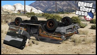 GTA 5 ROLEPLAY - JUNKED CARS GO DIRT RACING! - EP. 980 - AFG -  CIV