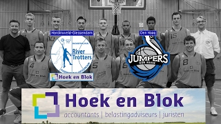 River Trotters Heren 1 vs The Jumpers