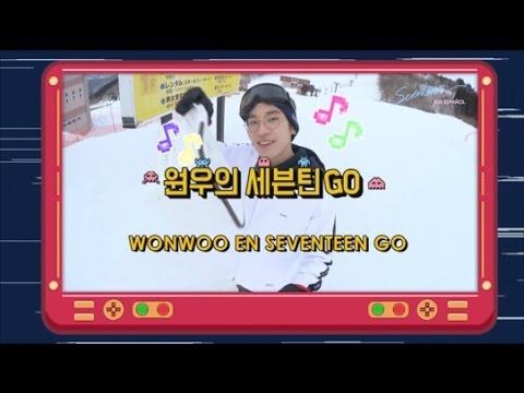 [SEVENTEEN ONE FINE DAY in JAPAN]  WONWOO'S TV SEVENTEEN GO (Sub Español)