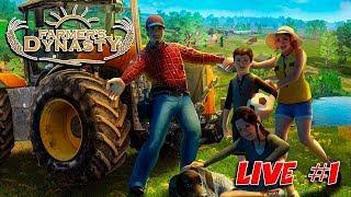 Farmer's Dynasty ► НАЧАЛО