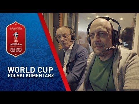 FIFA 18 World Cup - nowy polski komentarz