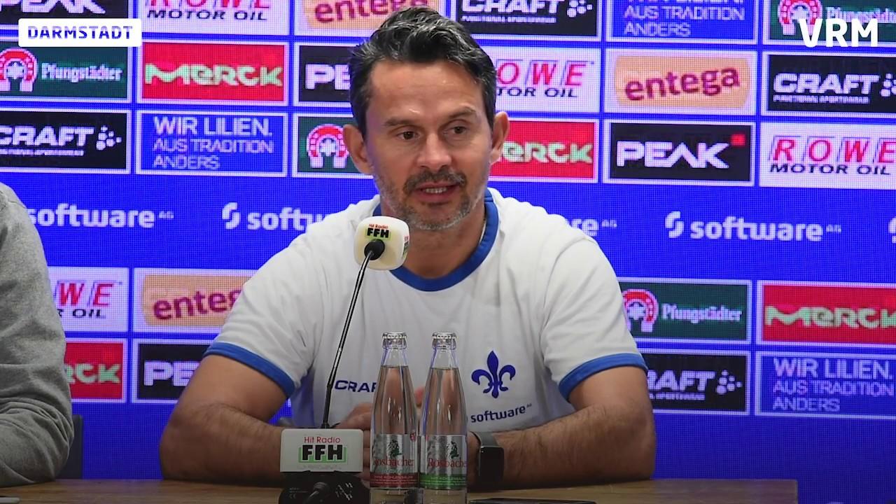 Darmstadt 98 Trainer