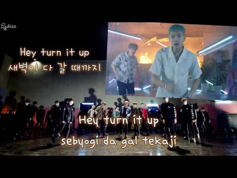 BTS (방탄소년단) - FIRE (불타오르네) (Karaoke/Instrumental)