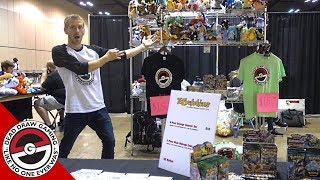 Our Memphis Booth!! **Dead Draw Gaming**