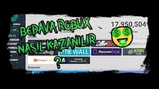 HOW TO WIN ROBLOX FREE ROBUX / VOTE VEYSEL ACET / ROBLOX TURKEY