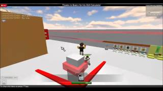 Roblox~ WHAT 2 DO WITH A BMX BIKE ON ROBLOX