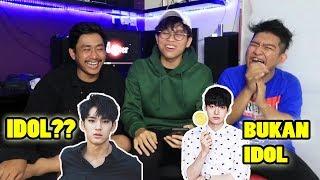 IDOL K-POP ATAU BUKAN???  Feat. May I See, Niko Junius
