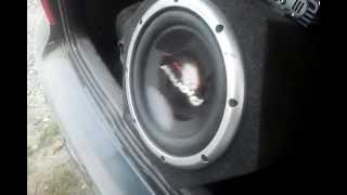 Pioneer bass 1400wat BOOSTED