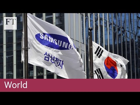 South Korea at a turning point