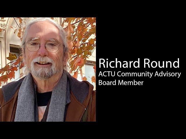 Richard Round - ACTU CAB Member