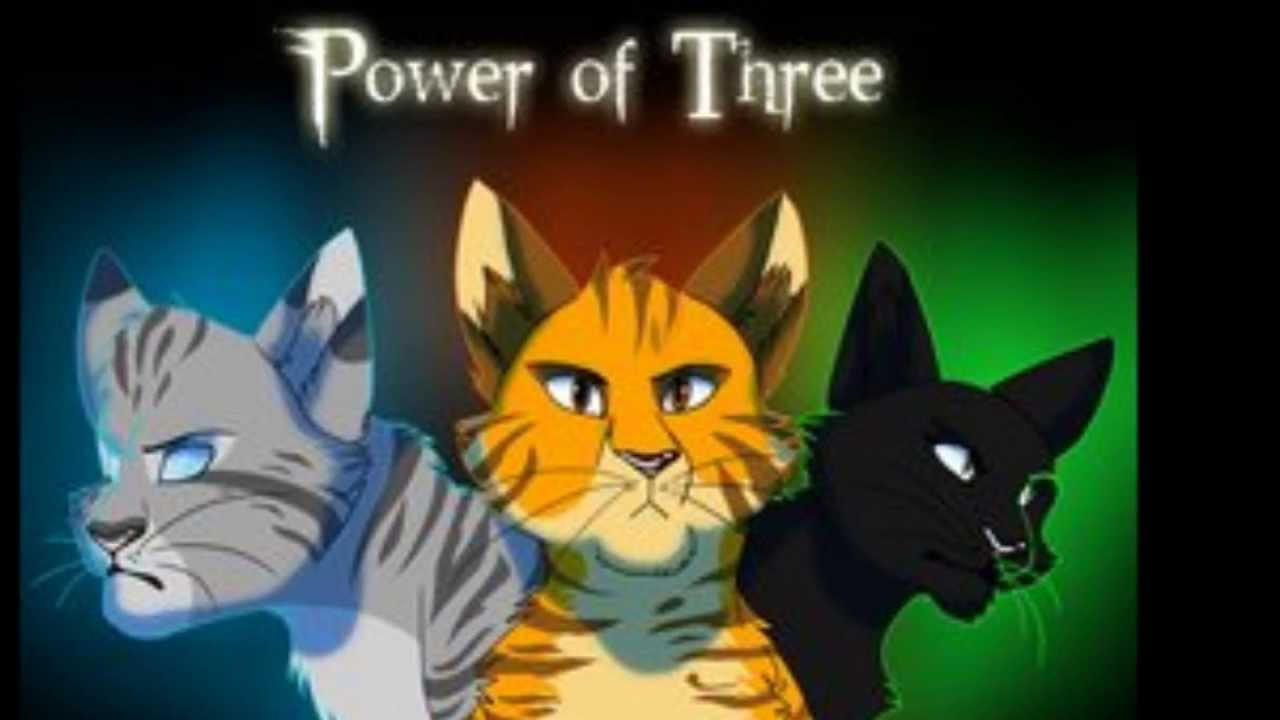 Power Of Three Lionblaze Hollyleaf Jayfeather Hero