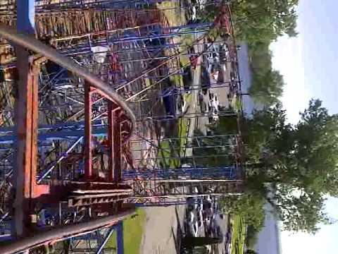 sylvan beach roller coaster