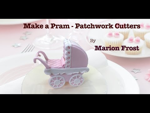 Make A Pram By Marion Frost - Patchwork Cutters