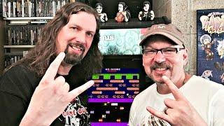 What ARCADE GAMES did you Play & Master? #MetalJesus